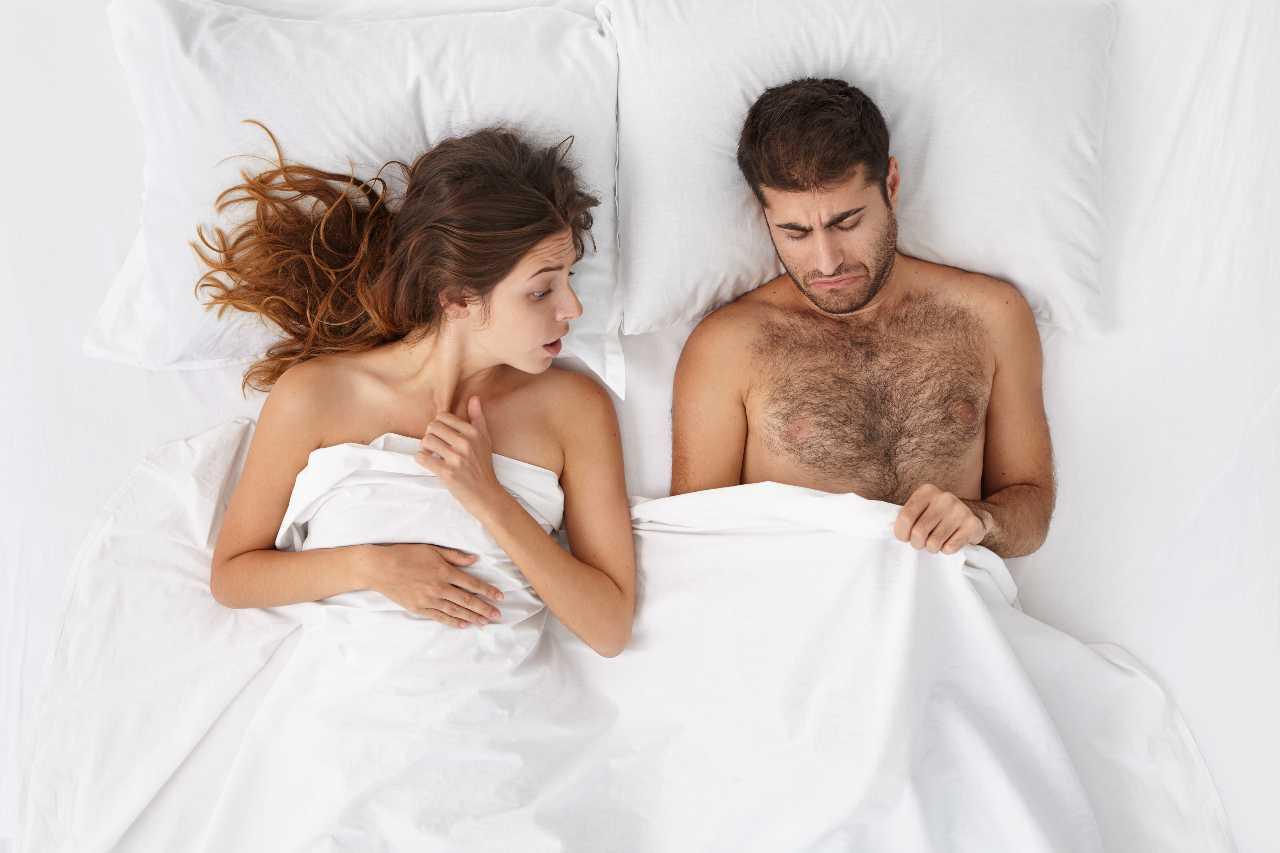 Tulburări de Dinamică Sexuală (Disfuncțiile Sexuale Masculine)